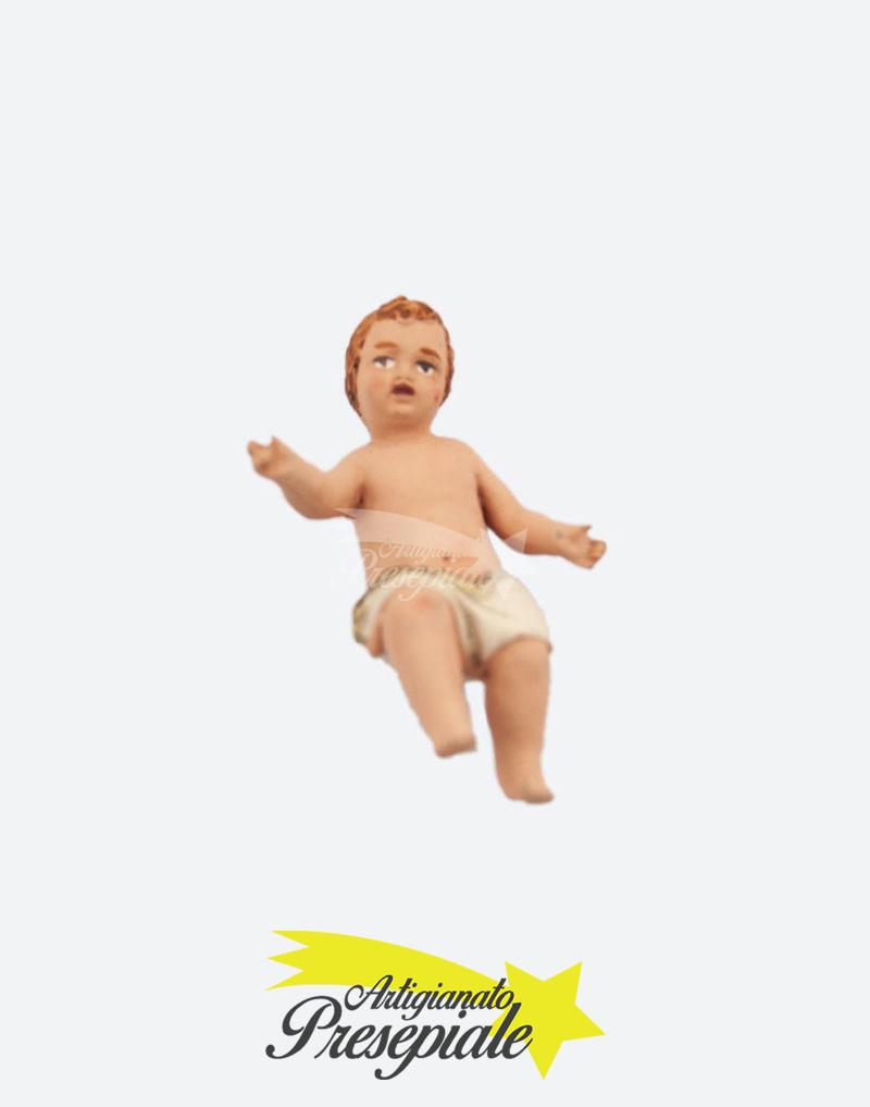 Bambino Gesù per pastori 18-20 cm
