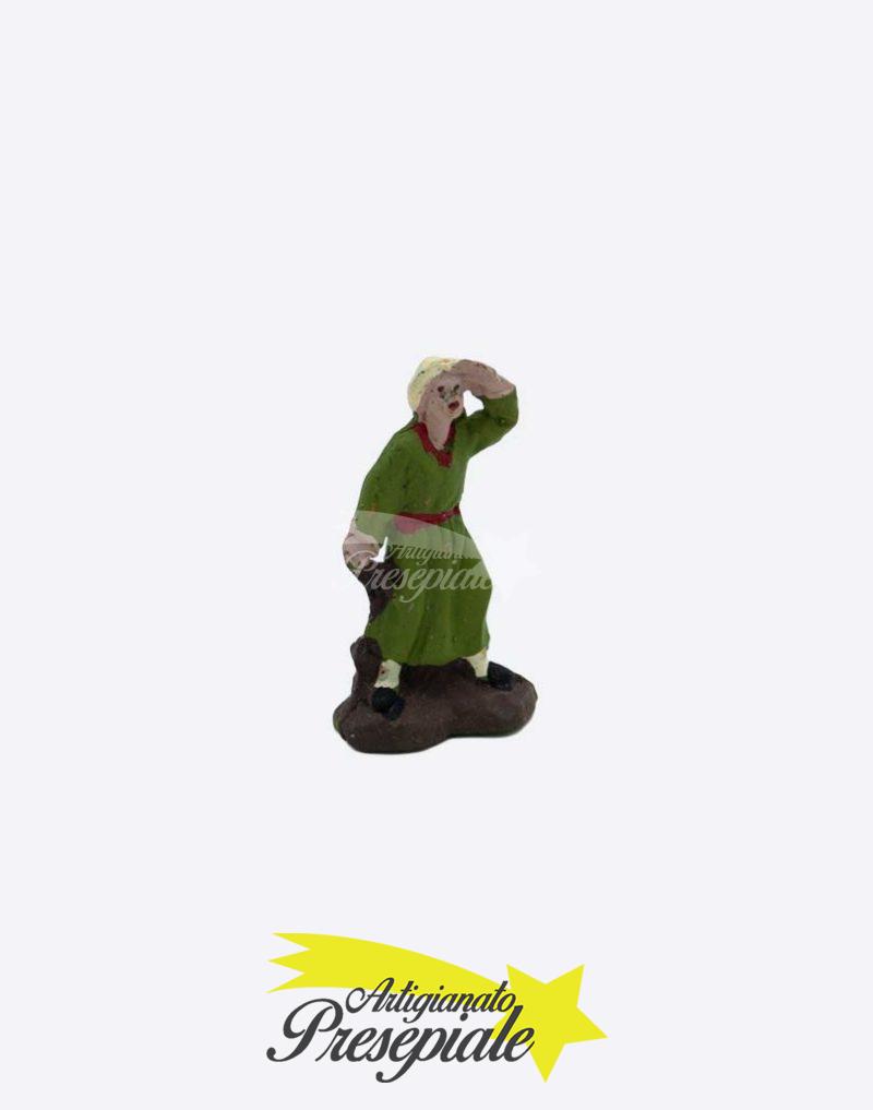 Donna in terracotta 3 cm