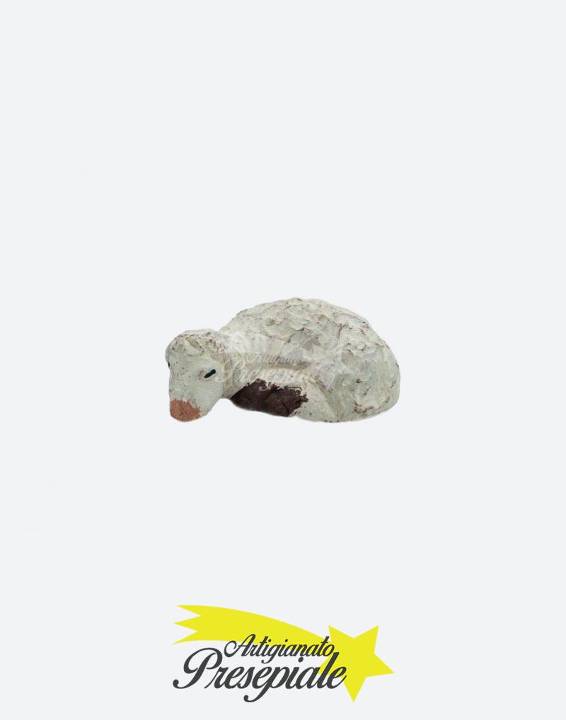 Pecorella dormiente 7 cm