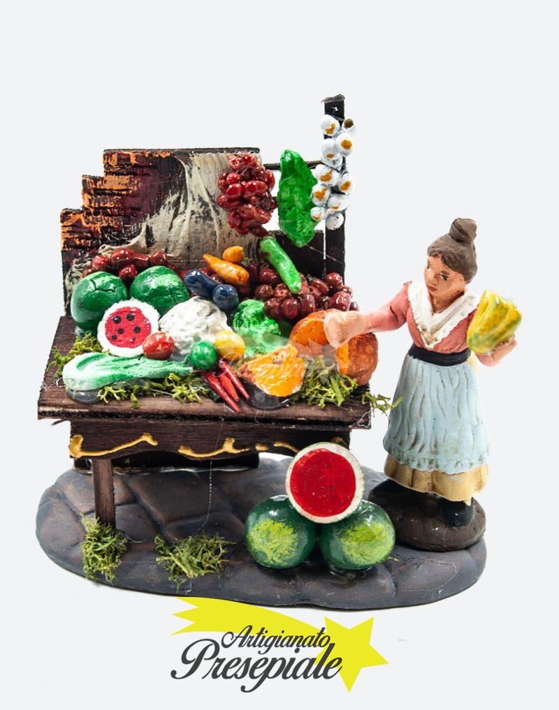 Banco frutta e verdura 7 cm