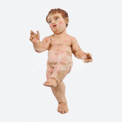Bambin Gesù in cera