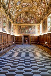 L'interno della Certosa di San Martino