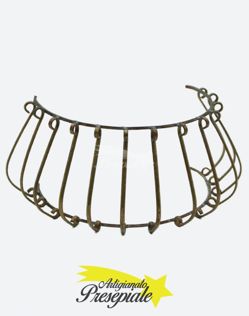 Ringhiera in ferro 13 cm
