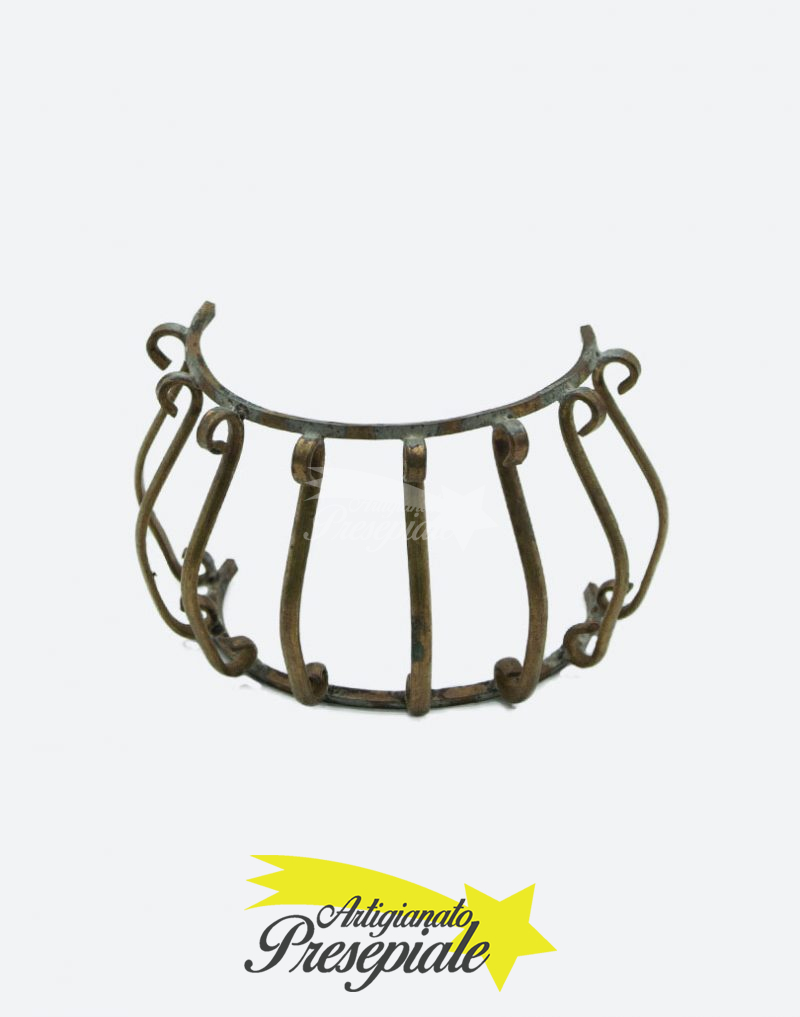 Ringhiera in ferro 6 cm