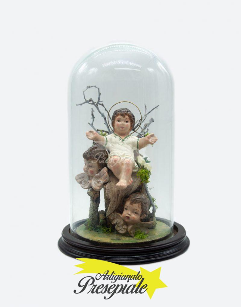 Bambino in campana 26 cm