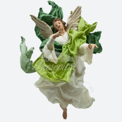 Angelo verde 30 cm