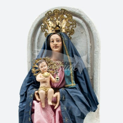 Dettaglio Madonna dei Lattani