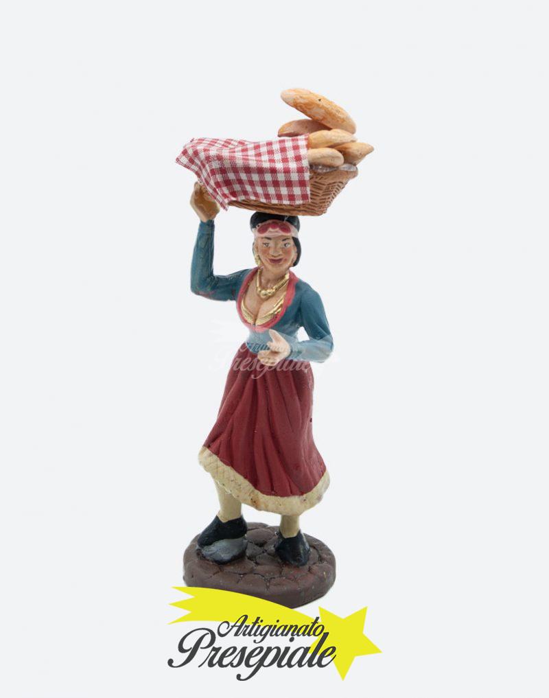 Popolana con pane 12 cm